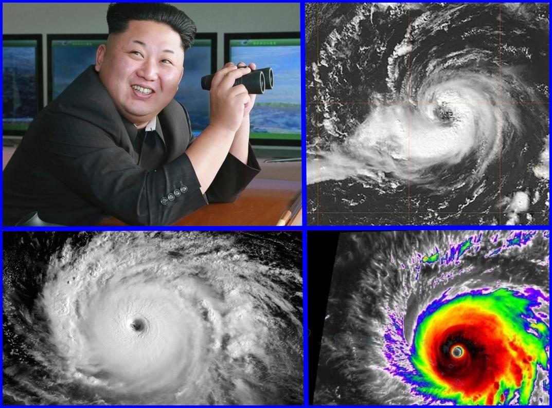Истина или не! Северна Корея изстреля нов ураган