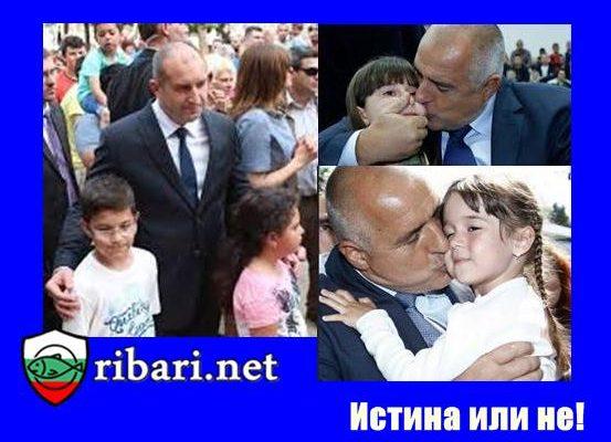 Истина или не! Румен Радев или Бойко лъже най-добре?